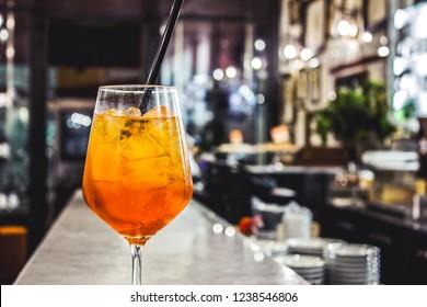 Spritz cocktail, Italian aperitif
