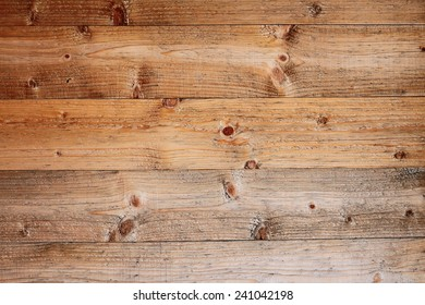 spruce boards real texture with many knots on exterior of a lodge