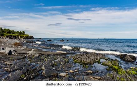 Spruce Cape Beach, Kodiak Alaska