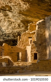 Spruce Tree House at Mesa Verde National Park , CO, USA
