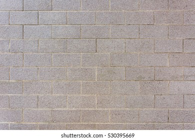 Square brick wall background