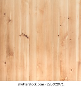 Square Brown Wooden Table texture background