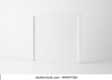 Square Frame Mock-Up