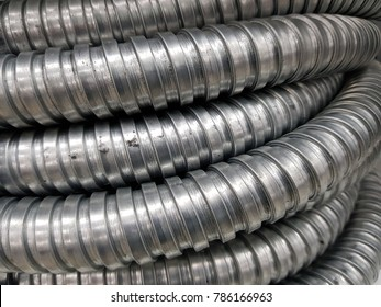 square gi electrical wire conduit hot galvanized steel pipe