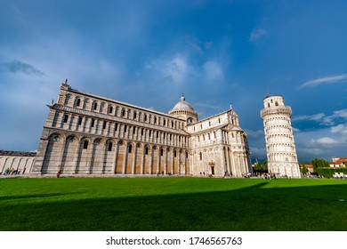 Square of Miracles in Pisa, Tuscany
