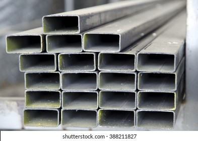 Square pipe steel /Select focus at front pipe steel