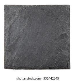 Square slate board