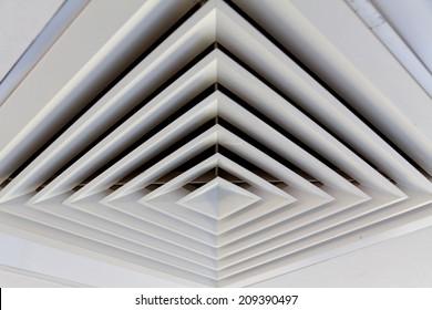 Square vents