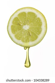 Squeezing fresh lemon,lemon drop.