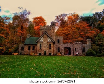 squires castle. willoughby ohio usa