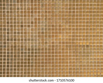 Squre of mosaic surface texture background