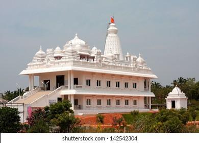 Sree Sai baba temple in kanyakumari, Tamilnadu,South India.