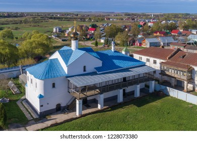 Sretenskaya Church of Vasilyevsky Monastery in Suzdal, Russia