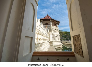 Sri Dalada Maligawa or the Temple of the Sacred Tooth Relic is a Buddhist temple in the city of Kandy, which houses the relic of the tooth of the Buddha.