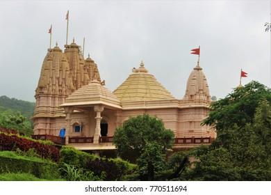 Sri Krishna temple near Lonavala, Maharashtra, India