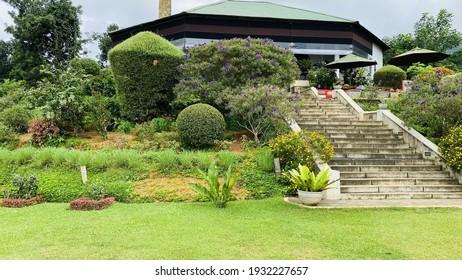 Sri Lanka Hotel Summer Outdoor green