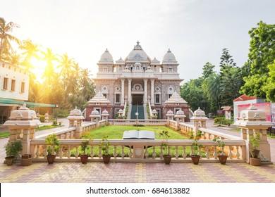 Sri Ramakrishna Math, Mylapore, chennai, india. Historical Building
