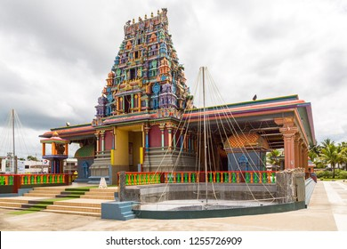 Sri Siva Subramaniya Hindu temple, Nadi, Fiji islands, Melanesia, Oceania, South Pacific Ocean. TISI Sangam (Then India Sanmarga Ikya Sangam)