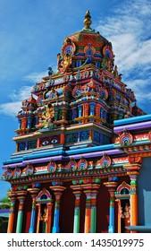 The Sri Siva Subramaniya temple is a Hindu temple in Nadi, Fiji