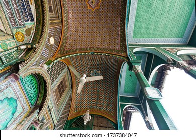Srinagar, India, 2012: the first room of the Shah E Hamdan R.H Mosque