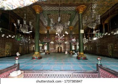 Srinagar, India, 2012: Shah E Hamdan R.H Mosque