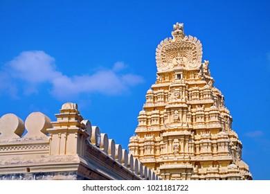 Srirangapatna Temple in Karnataka