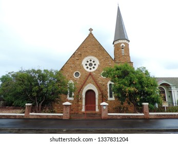 St Andrew's Presbyterian Church - completed in 1877. Forbes New South Wales, Australia