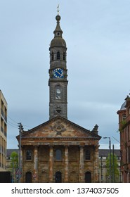 St Andrew's In The Square, 18th century former church in Glasgow Scotland