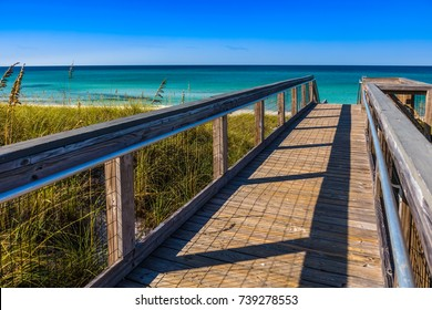 St. Andrews State Park on the Gulf of Mexico in Panama City Beach Florida