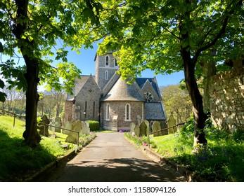 St Anne's Church, Alderney