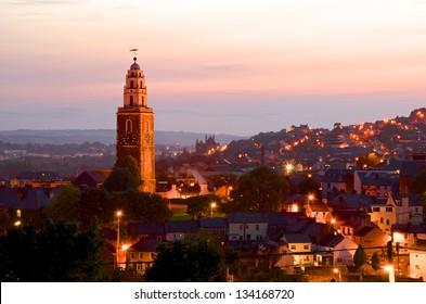 St. Anne's Church, Shandon, Cork
