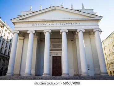 St. Anthony Church - Trieste - Italy