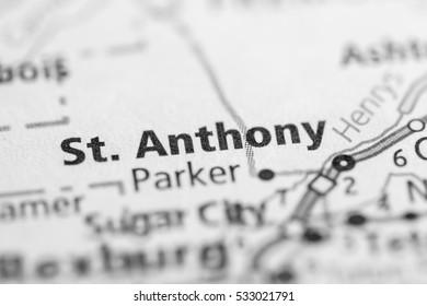 St. Anthony. Idaho. USA