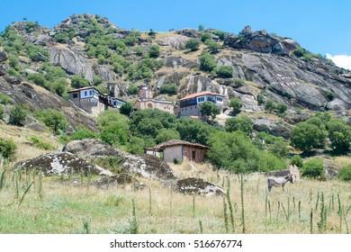 St. Archangel Michael Monastery near Varosh, Prilep