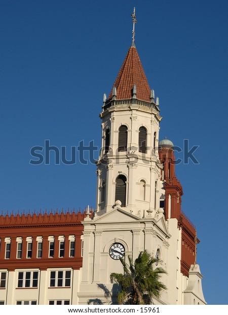 St Auguestine - Bulding