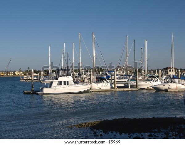 St Augustine - Boats