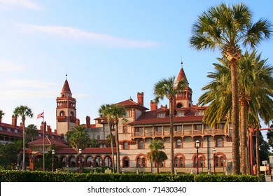St. Augustine City Hall & Lightner Museum, Florida, USA