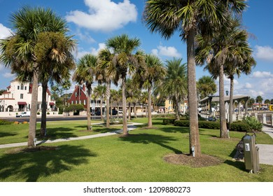 St. Augustine is a city on the northeast coast of Florida. It lays claim to being the oldest city in the U.S.