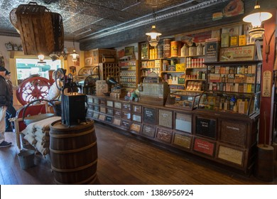 St Augustine Florida USA 3/18/19 oldest General Store Museum in the oldest city in America with lots of antiques and an interesting look into our past.