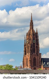 St. Bartholomew Cathedral in Frankfurt am Main Hesse Germany