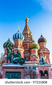 St. Basil at Red Square, Moscow