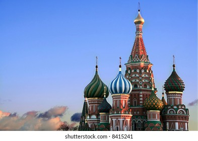 St. Basils Cathedral, Moscow