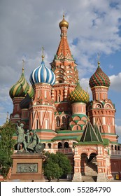 st basils red square