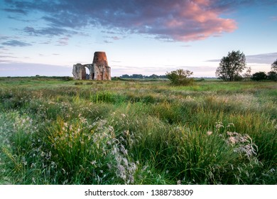 St Benet's abbey, Norfolk, England
