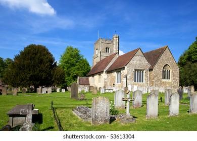 St Botolph's Church, Chevening in Kent