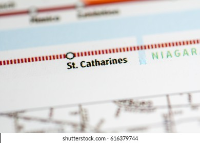 how to get to st catharines from toronto