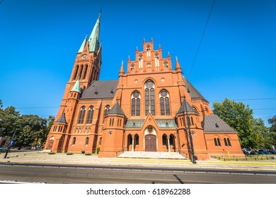 St. Catherine Church, Torun, Poland