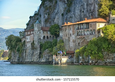 St. Catherine's Hermitage on Lake Maggiore - Italy