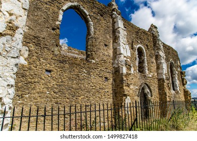 St Catherine's Hill and Chapel Guildford Surrey England