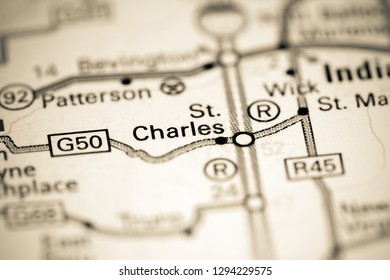 Charles City Iowa Images Stock Photos Vectors Shutterstock